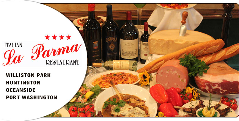 La Parma Is One Of The Original Family Style Italian Restaurant In Long Island Ny